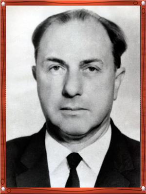 ЮМАТОВ Борис Петрович